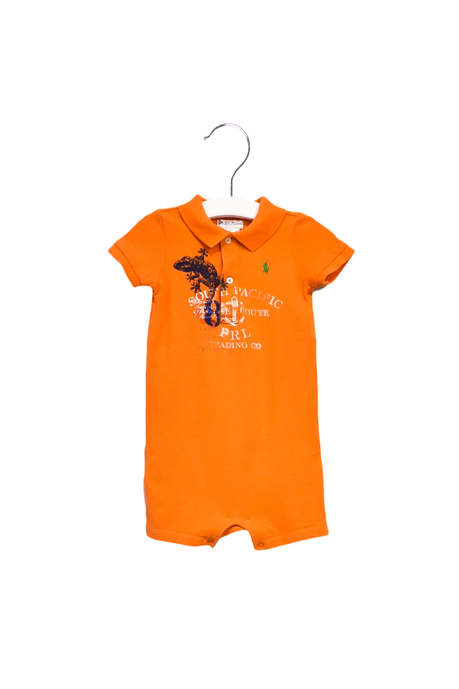 10021607 Ralph Lauren Baby~Romper 9M at Retykle