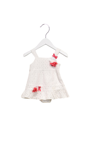 10021650 Nicholas & Bears Baby~Romper Dress 9M at Retykle