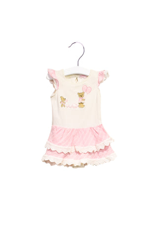 10021652 Nicholas & Bears Baby~Bodysuit Dress 12M at Retykle
