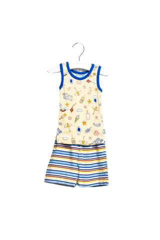 10023467 Peter Alexander Baby~Top and Shorts Set 3-6M at Retykle