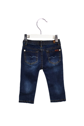 10021825 7 For All Mankind Baby~Jeans 12M at Retykle