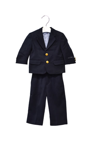 10026843 Tommy Hilfiger Baby~Jacket and Pants Set 12M at Retykle