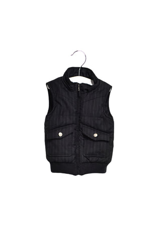 10022228 Nicholas & Bears Baby~Puffer Vest 12M at Retykle