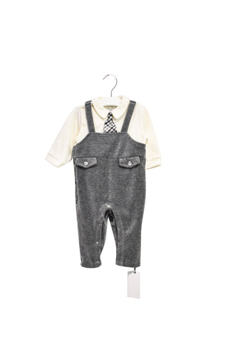 10022240 Chickeeduck Baby~Jumpsuit 3-6M at Retykle