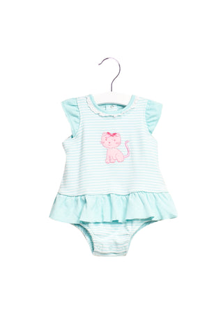 10022286 Little Me Baby~Romper Dress 6M at Retykle