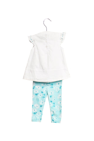 10022287 Calvin Klein Baby~Top and Leggings Set 12M at Retykle