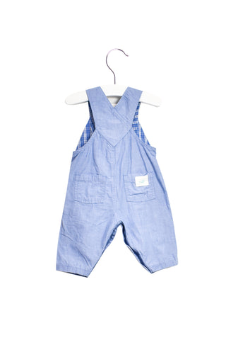 10022400 Purebaby Baby~Overall 0-3M at Retykle