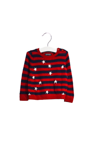 10022586 Tommy Hilfiger Baby~Sweater 6-12M at Retykle