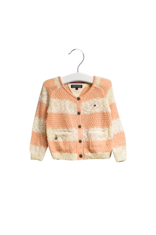 10022590 Tommy Hilfiger Baby~Cardigan 6-12M at Retykle