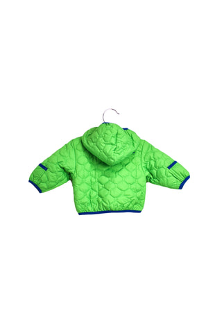 10023037 The North Face Baby~Reversible Quilted Jacket 0-3M at Retykle