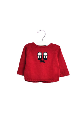 10023337 Jacadi Baby~Sweater 6M at Retykle