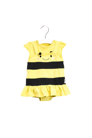 10023349 Mides Baby~Bodysuit Dress 6M at Retykle