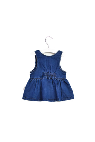 10023351 Mides Baby~Overall Dress 6M at Retykle