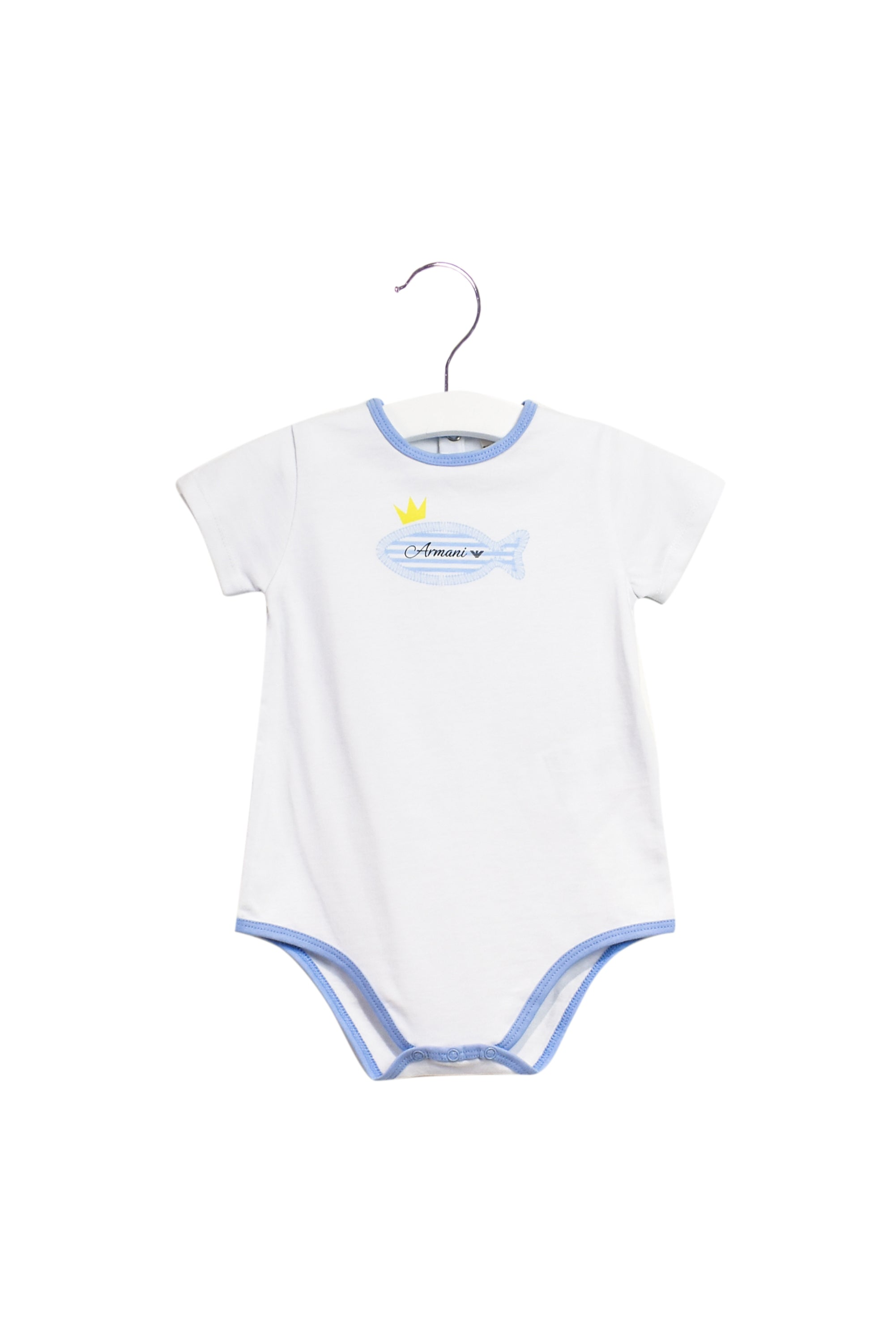 10023366 Armani Baby~Bodysuit 12M at Retykle