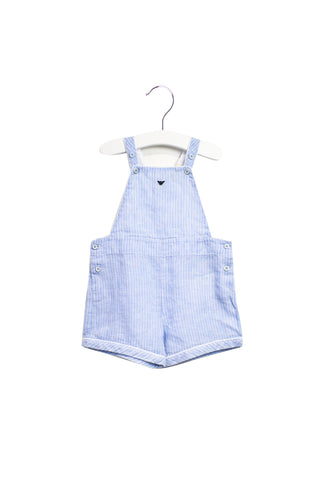 10023376 Armani Baby~Overall 9M at Retykle