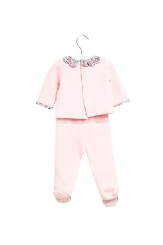 10023484 Little Me Baby~Top and Pants Set 6M at Retykle