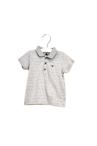 10023741 Armani Baby~Polo 24M at Retykle