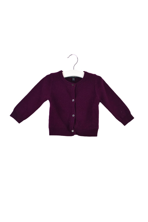 10031702 Velveteen Baby~Cashmere Blend Cardigan 12M at Retykle