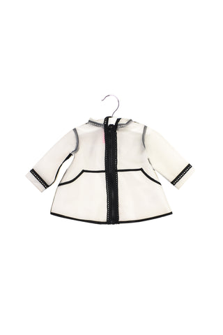 10023863 Isaac Mizrahi Baby~Rain Coat 0-3M at Retykle