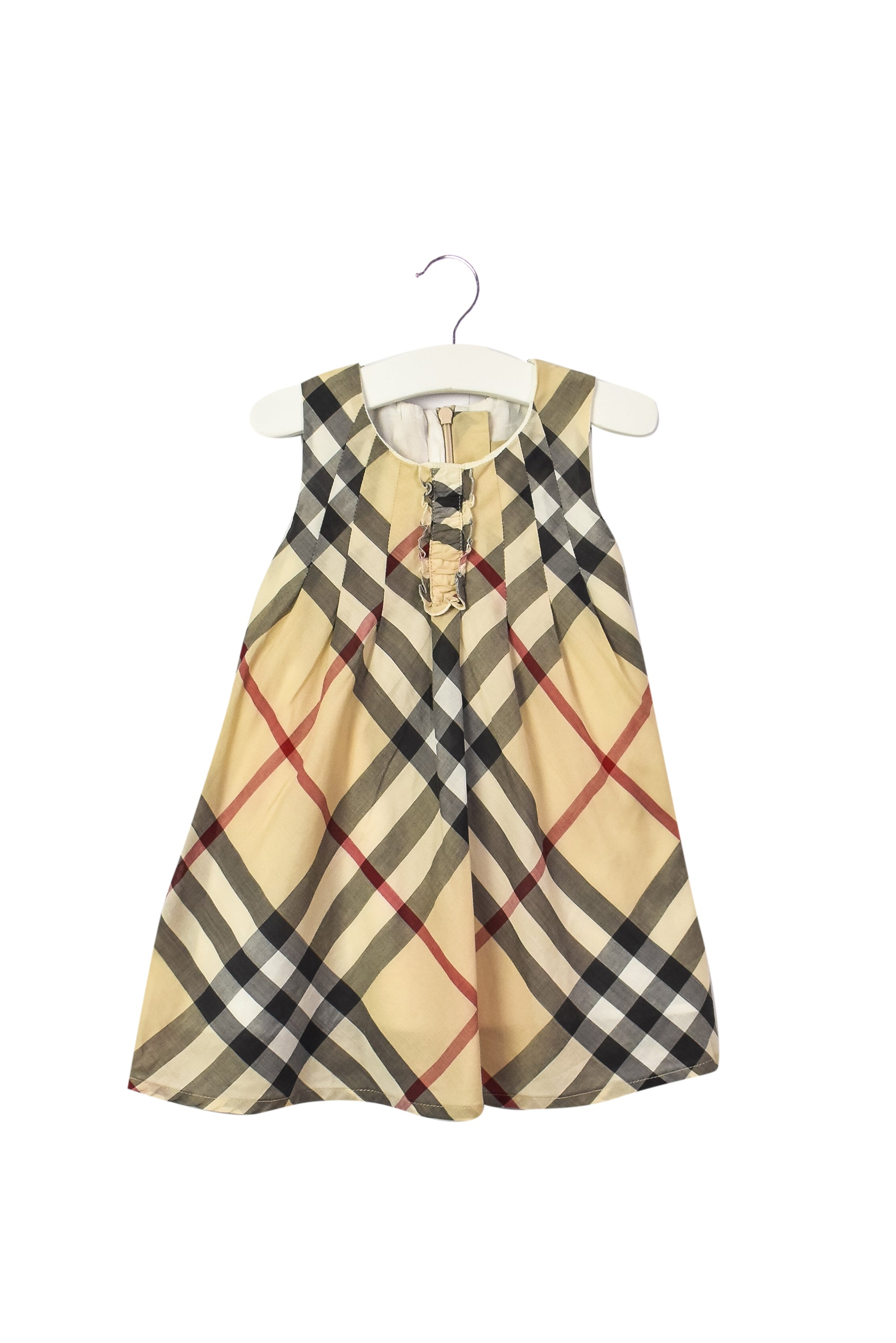 10035398 Burberry Baby~Dress 12M at Retykle