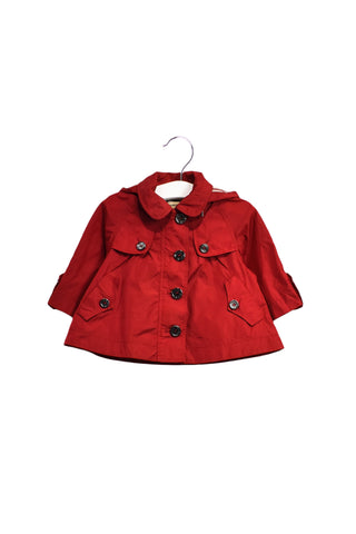 10024082 Burberry Baby~Rain Jacket 3M at Retykle