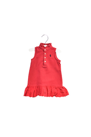 10024123 Ralph Lauren Baby~Dress and Bloomers 6M at Retykle