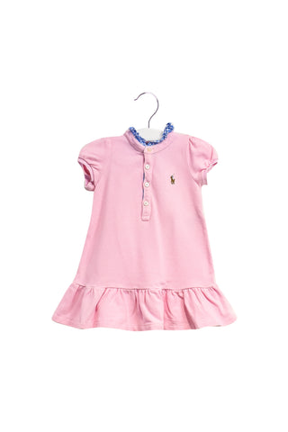 10024122 Ralph Lauren Baby~Dress and Bloomer 9M at Retykle