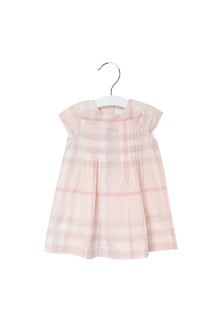 10024364 Burberry Baby~Dress and Bloomer Set 18M at Retykle