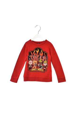 10026005 Hysteric Mini Kids~Sweatshirt 4T at Retykle