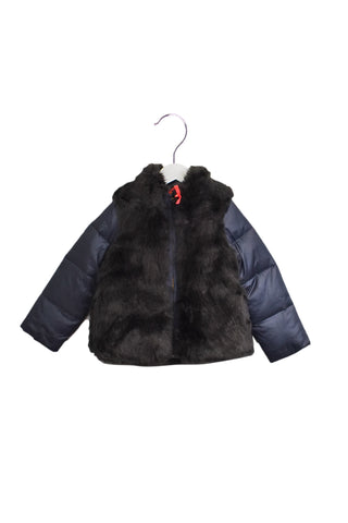 10025486B Crewcuts Kids~Coat 4-5T at Retykle