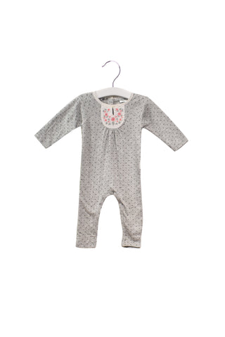 10025327 Purebaby Baby~Jumpsuit 3-6M at Retykle