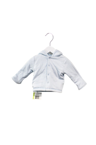 10028858 Little Me Baby~Reversible Cardigan 3M at Retykle