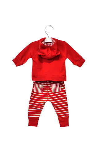 10025778 Hanna Andersson Baby~Sweatshirt and Pants Set 3M at Retykle