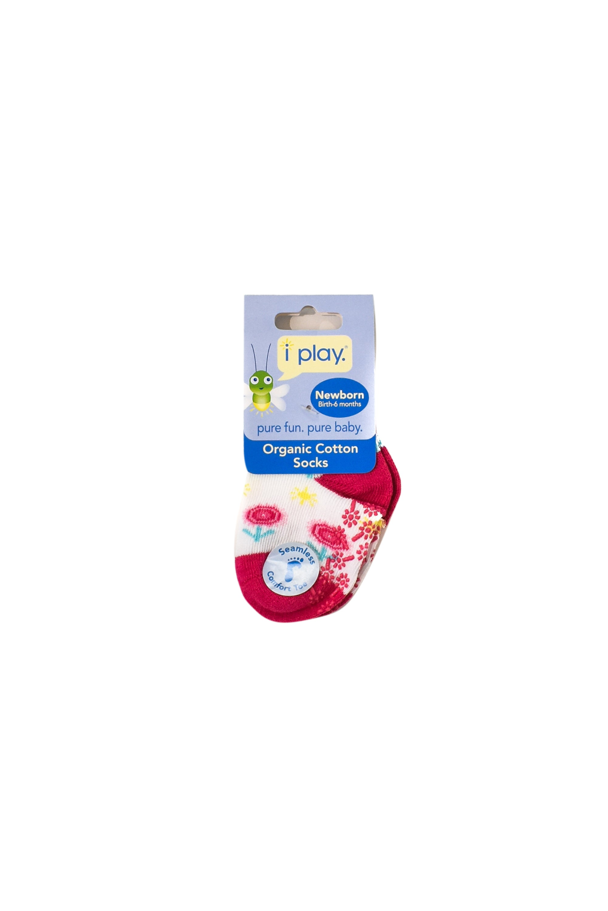 10026031 i play Baby~Socks 0-6M at Retykle