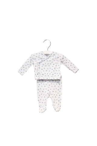 10026037 Ralph Lauren Baby~Top and Leggings Set Newborn at Retykle
