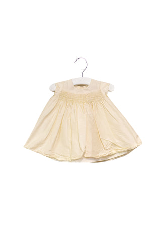 10025961 Bonpoint Baby~Dress and Bloomer 3M at Retykle