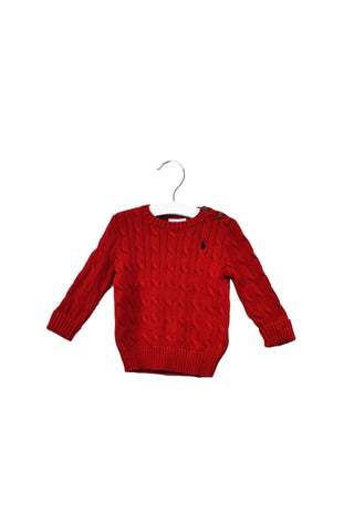 10026323 Ralph Lauren Baby~Sweater 12M