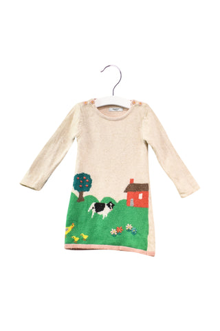 10027048 Boden Baby~Sweater Dress 12-18M at Retykle