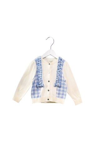 10027406 Nicholas & Bears Kids~Cardigan 6T at Retykle