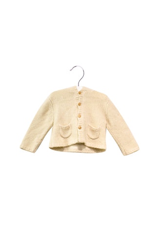 10027747 Les Lutins Baby~Cardigan 12M at Retykle