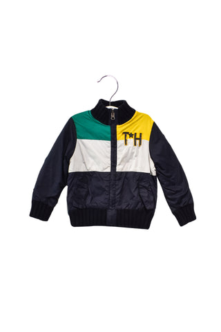 10027765 Tommy Hilfiger Baby~Reversible Jacket 18-24M at Retykle
