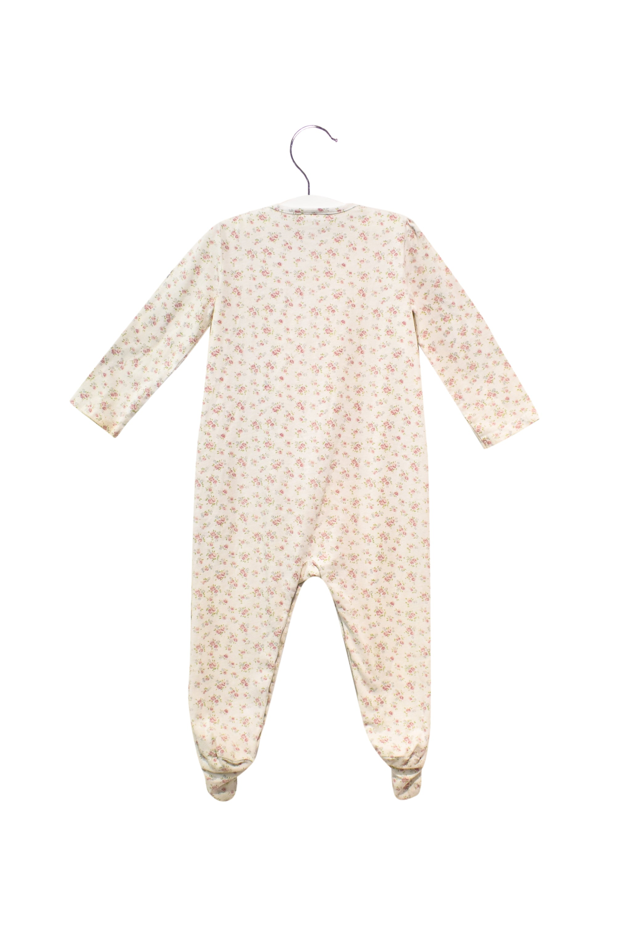 10028139 The Little White Company Baby~Jumpsuit 18-24M at Retykle