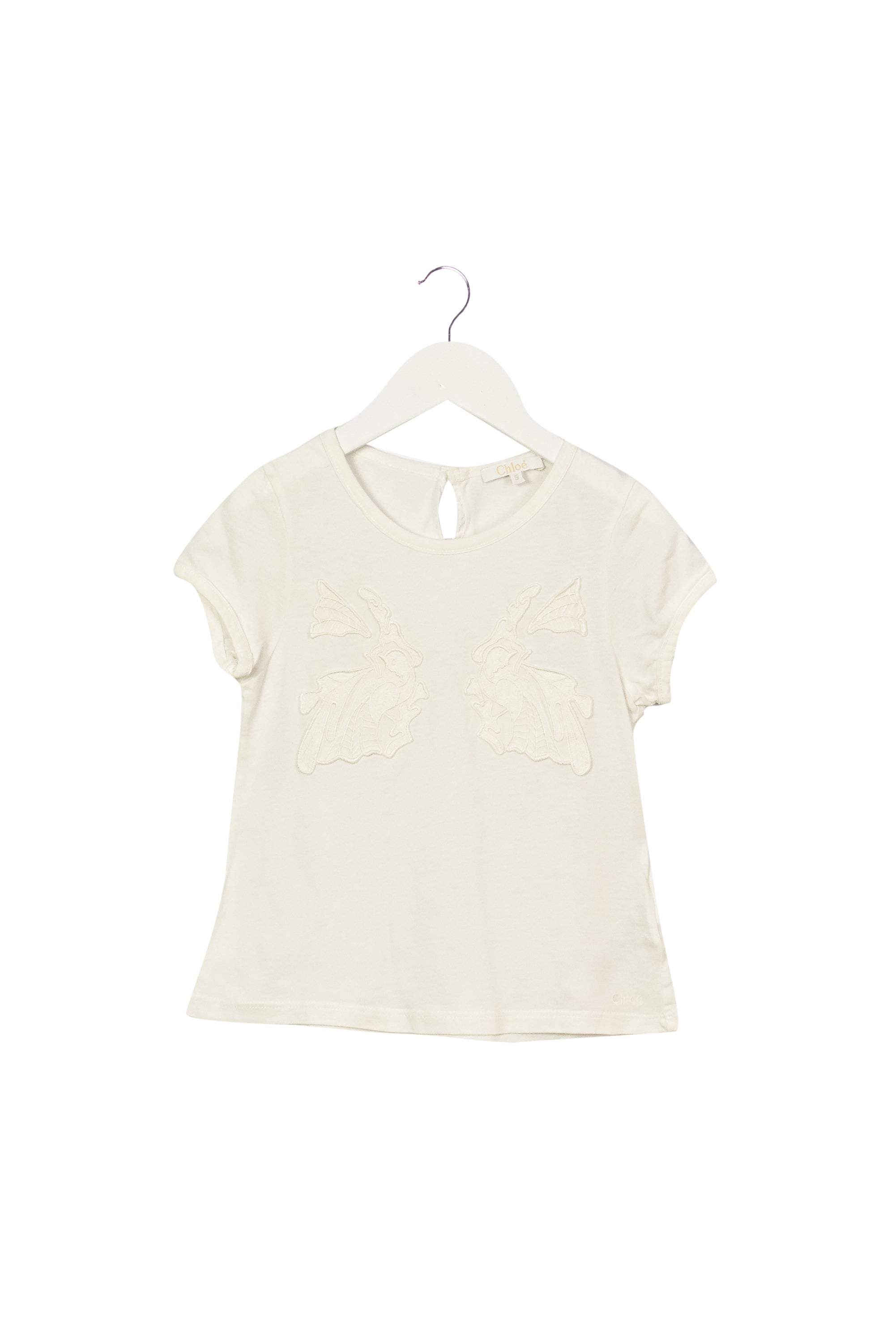 10035339 Chloe Kids~Top 5T at Retykle