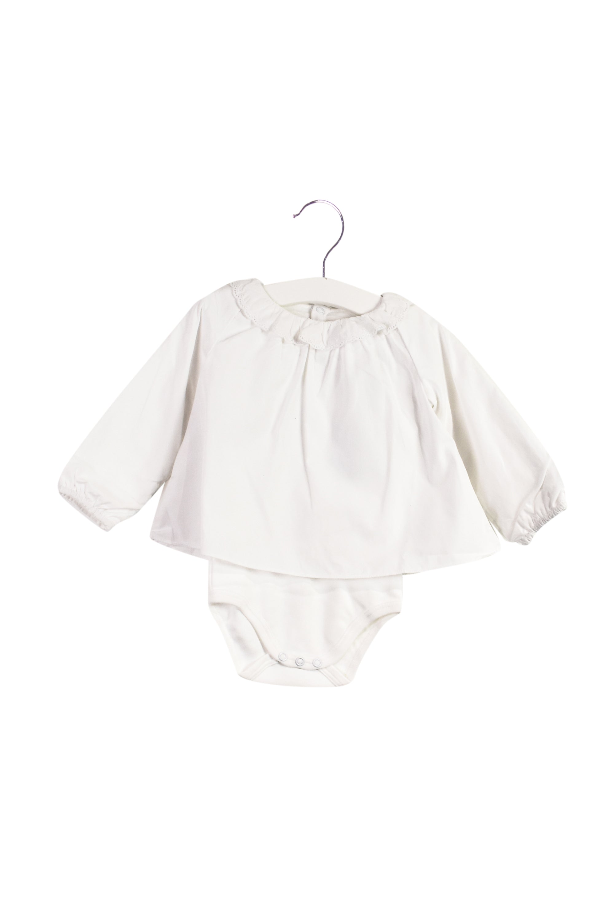 10029643 Jacadi Baby~Bodysuit 12M at Retykle