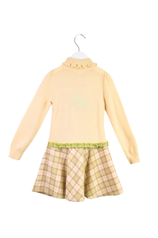 10030845 Nicholas & Bears Kids~Dress 6T at Retykle