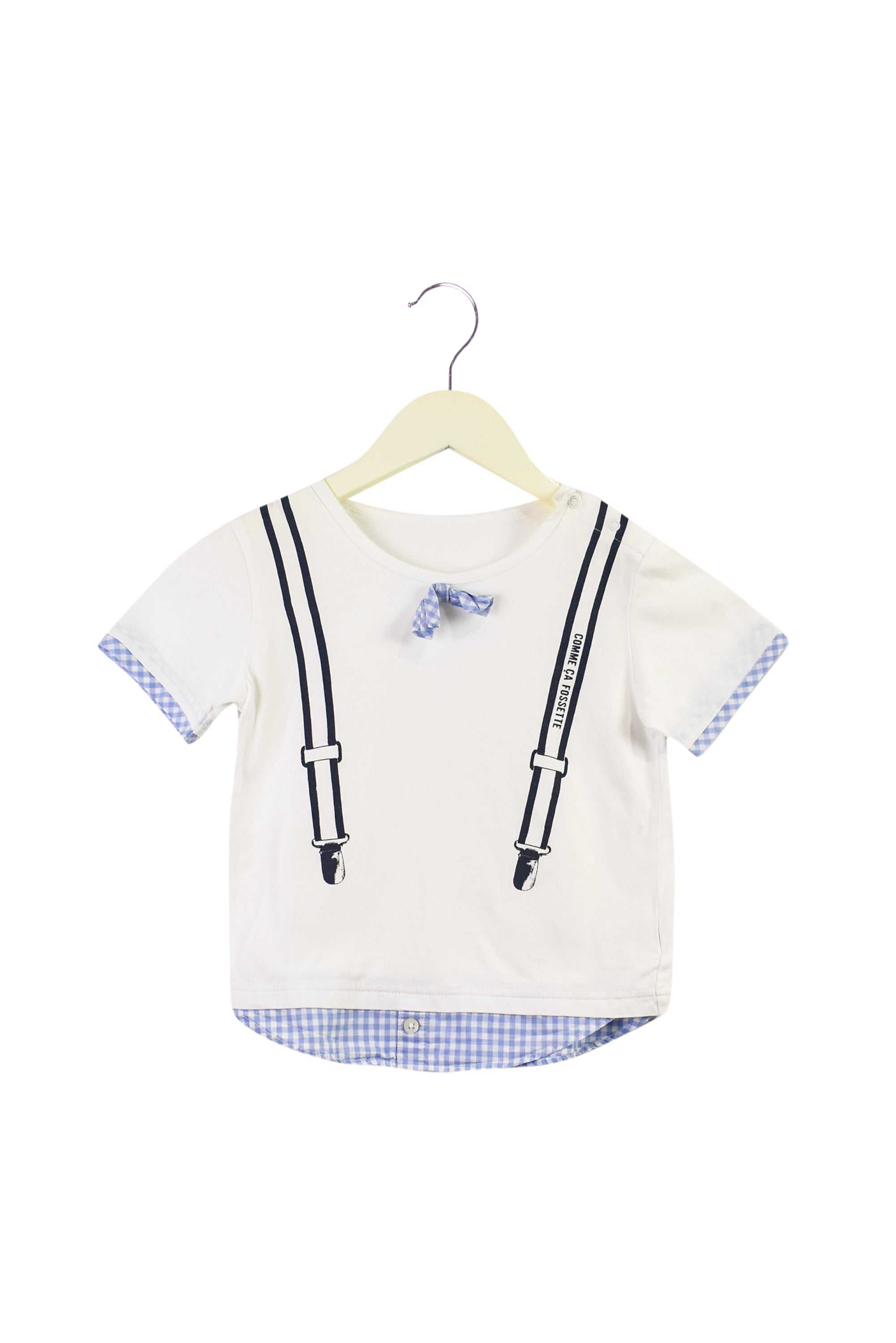 10031480 Comme Ca Fossette Kids~T-Shirt 2-3T at Retykle