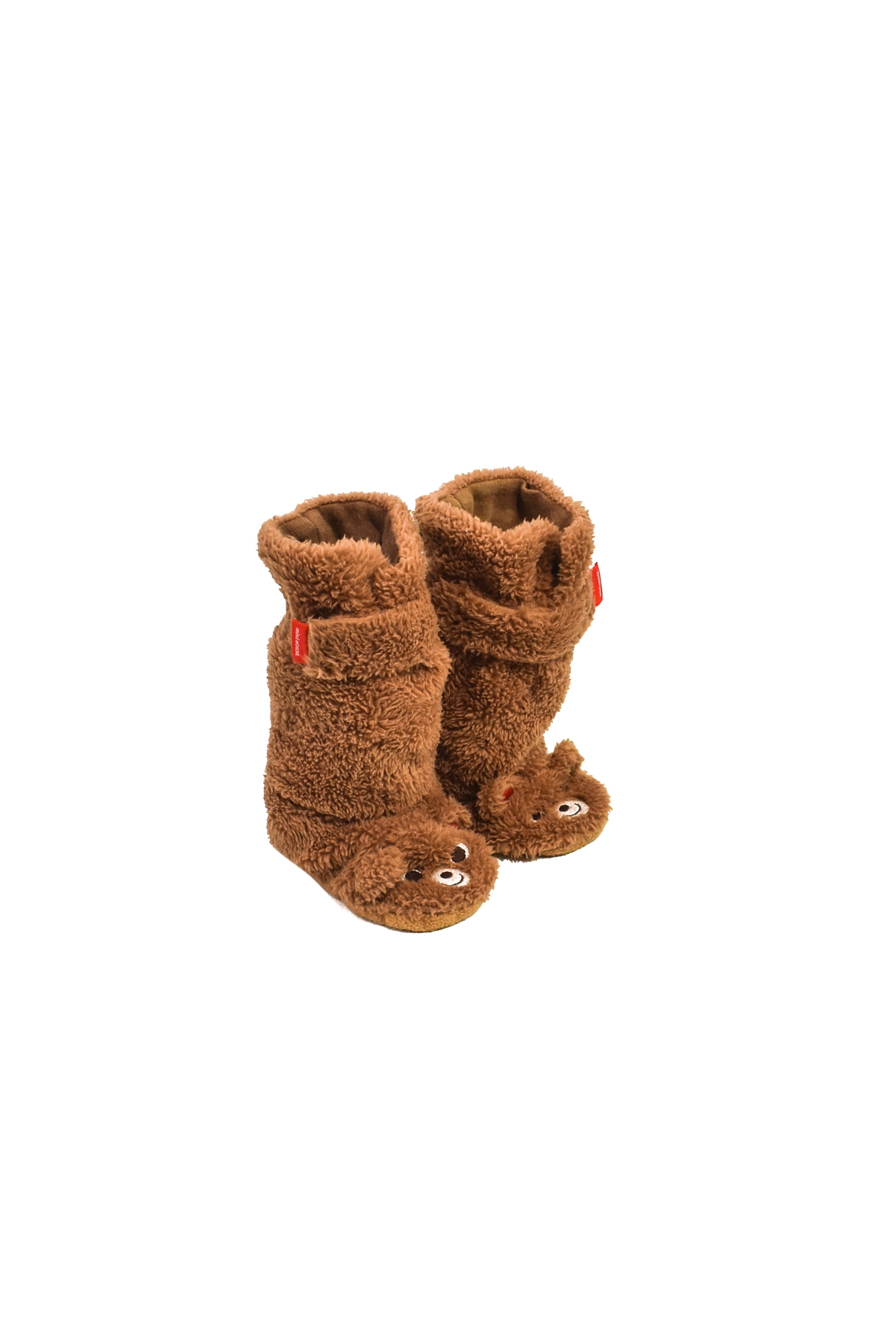 10031576 Miki House Baby~Booties 6-12M at Retykle