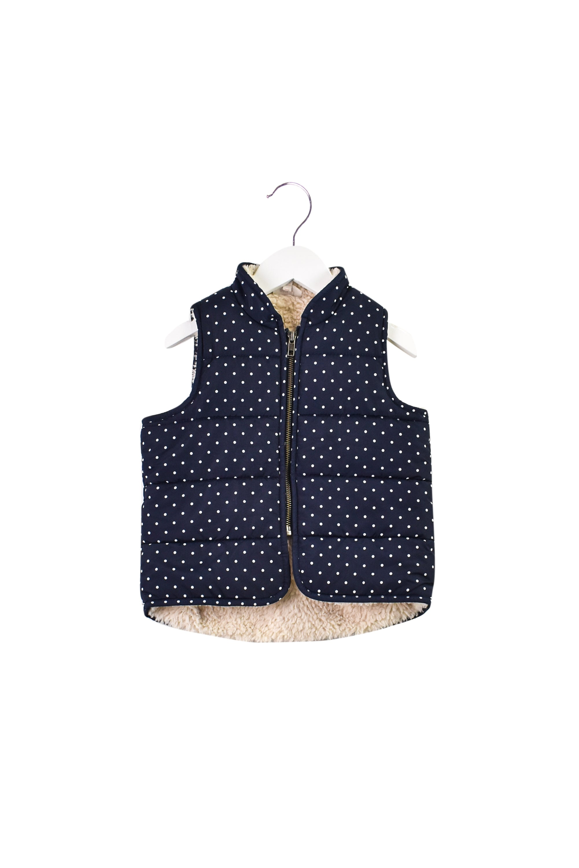 10031155 Seed Kids~Puffer Vest 3-4T at Retykle