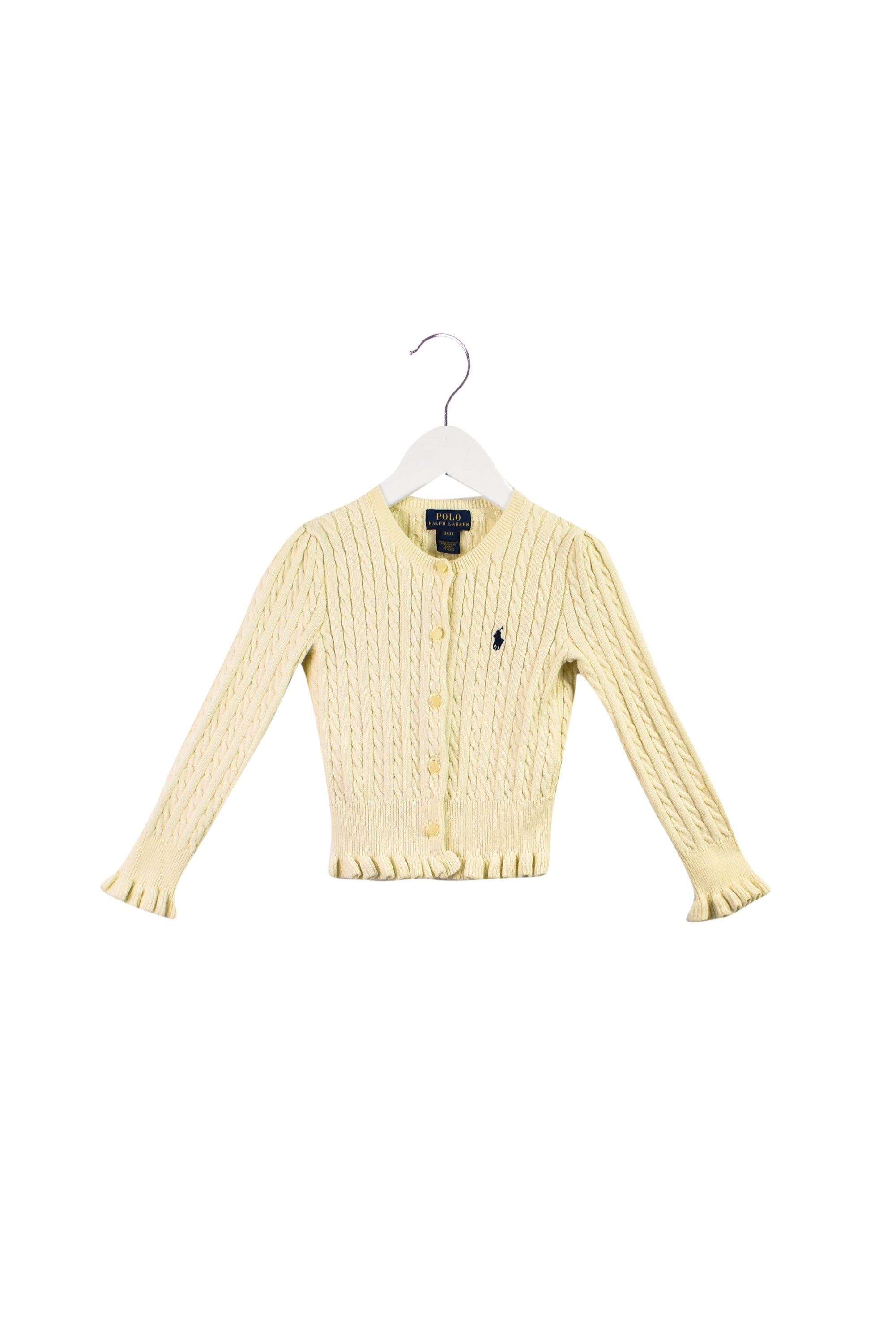 10031167 Polo Ralph Lauren Kids~Cardigan 3T at Retykle