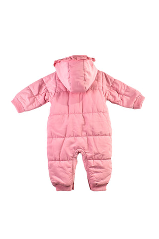 10032346B Chickeeduck Baby~Puffer Jumpsuit 12-18M at Retykle